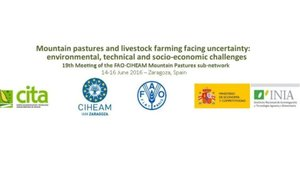 19th Meeting of the FAO-CIHEAM Mountain Pastures sub-network